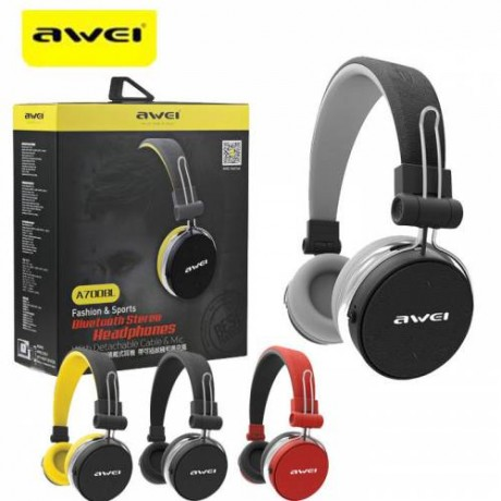 Awei A700BL Bluetooth Kablosuz Kulaküstü Kulaklık Kulaklık