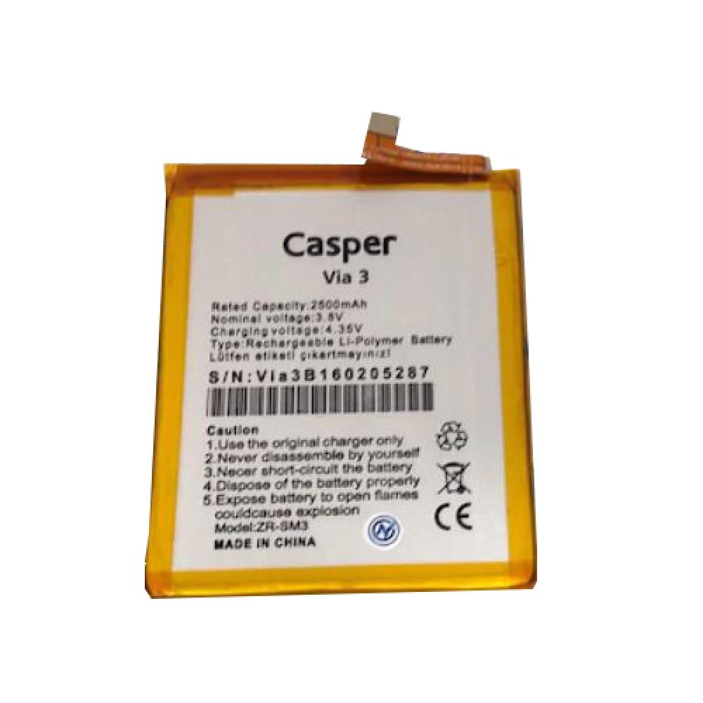 Orijinal Casper Via V3 Batarya Casper Batarya