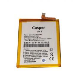 Casper Via V3 Orijinal Batarya Pil