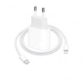 iPhone 8 Plus Orijinal 18W USB-C Lightning Hızlı Şarj Aleti