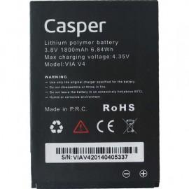 Orijinal Casper Via V4 Batarya
