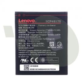 Orijinal Lenovo Vibe K5 Plus A46 BL259 6020 Batarya