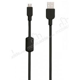 Orijinal Sony  Micro USB Siyah Hızlı Data Kablosu 1,50m