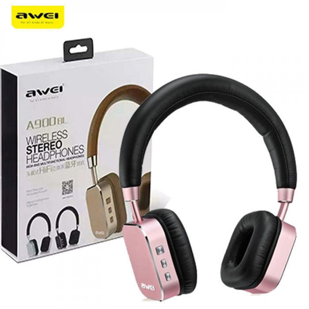 Awei A900BL Bluetooth Kablosuz Kulaküstü