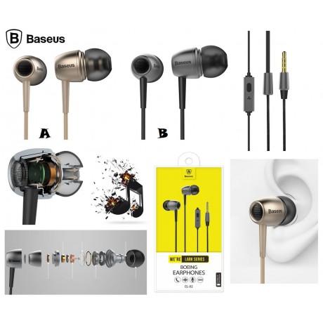 Baseus Lark EL-02 Kulaklık Kulaklık