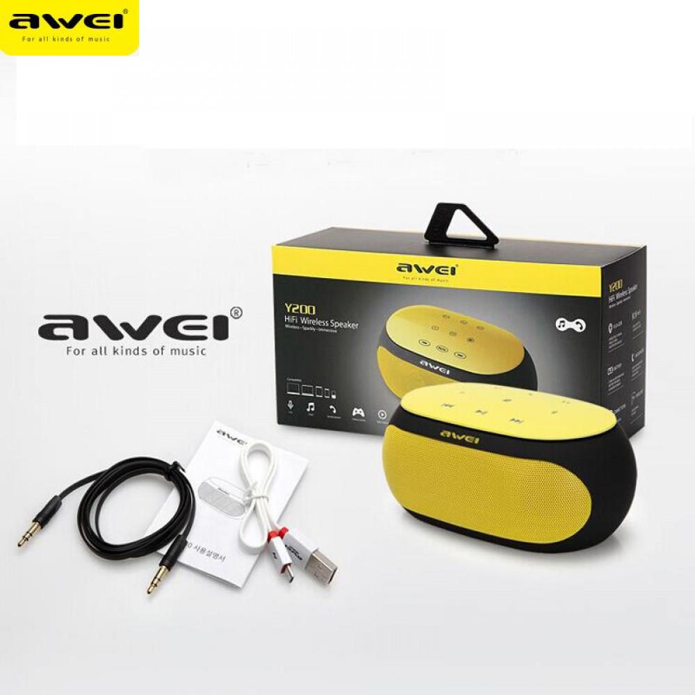 Awei Y200 Bluetooth Speaker  Ses Sistemleri