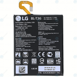 LG K11 Orijinal Batarya