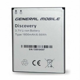 General Mobile Discovery Orjinal Batarya