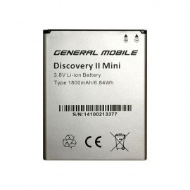 General Mobile Discovery 2 Mini Orjinal Batarya